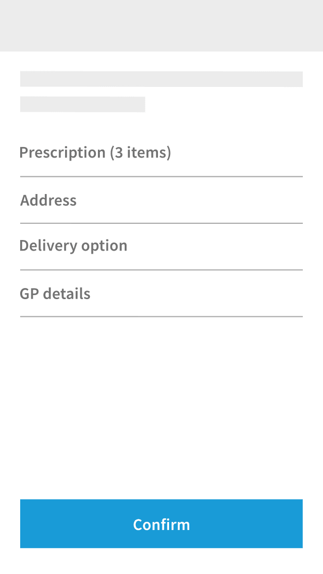 Adding Free Medication Delivery Location